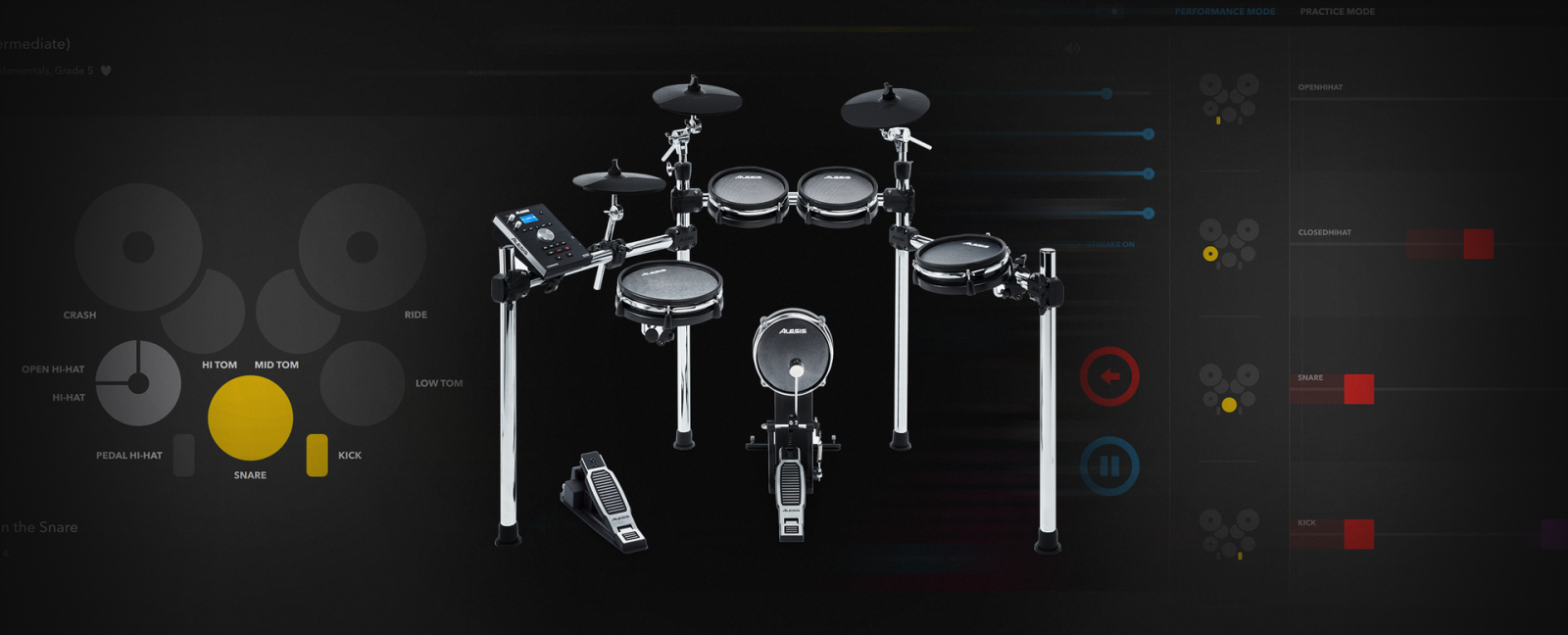 Alesis Drums - How to Redeem 40 Free Bonus Lessons from Melodics