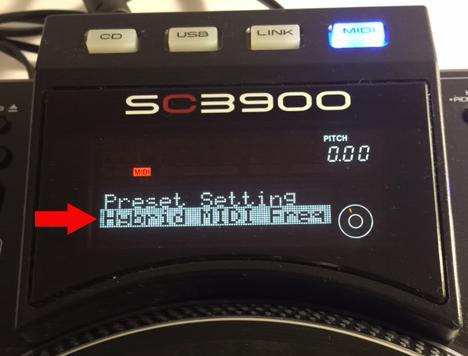 SC3900 hybridDVS selecthybridfreq