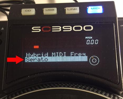 SC3900 hybridDVS selectserato