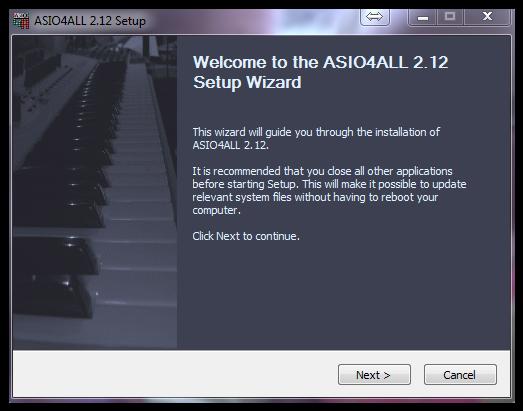 logiciel asio4all