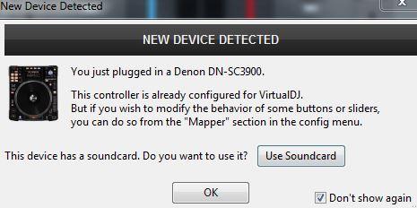 Denon DJ SC3900 - Setup in Virtual DJ 8 | Denon DJ