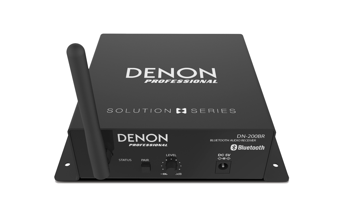 Denon Professional - Professional-grade Audio/Video Recording, Playback and Signal Distribution