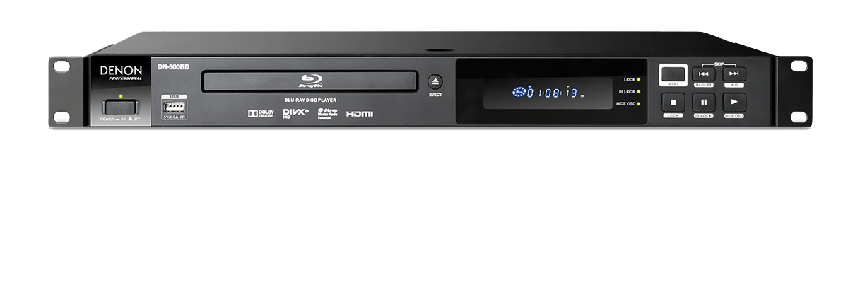 Denon Professional - Professional-grade Audio/Video ...