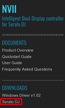 download serato dj