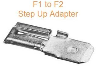 F1 F2 adapter
