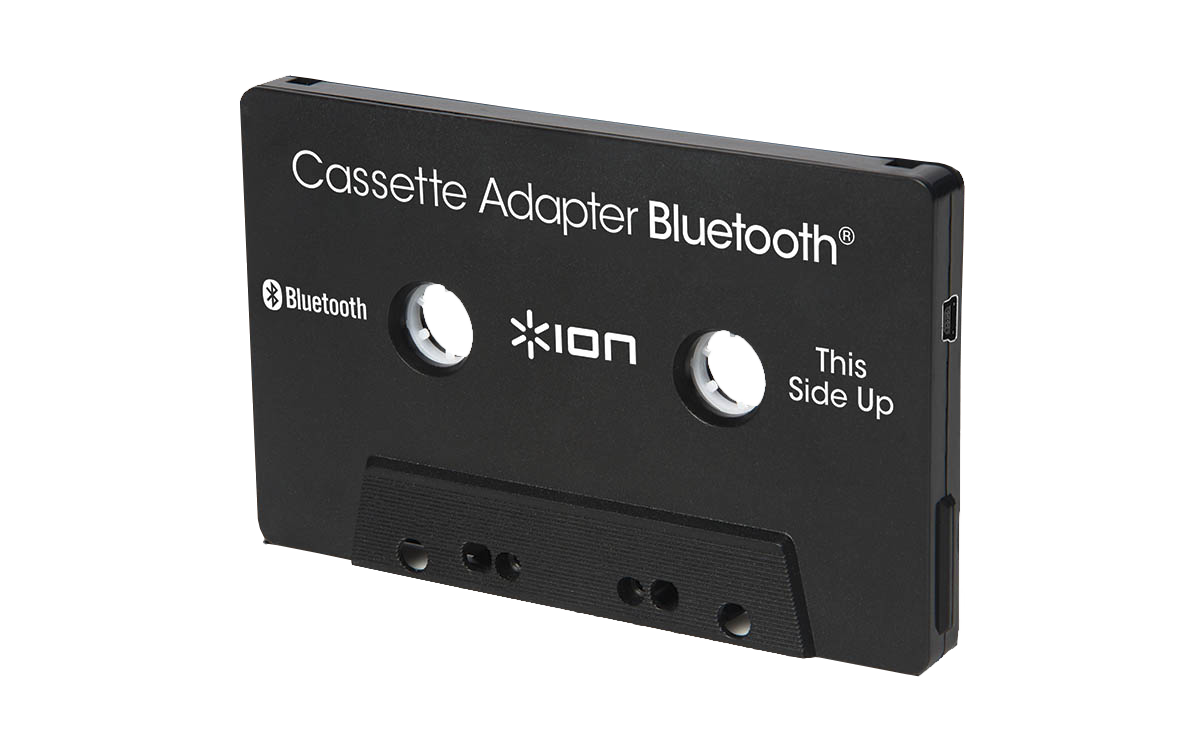 ion bluetoothcassette main