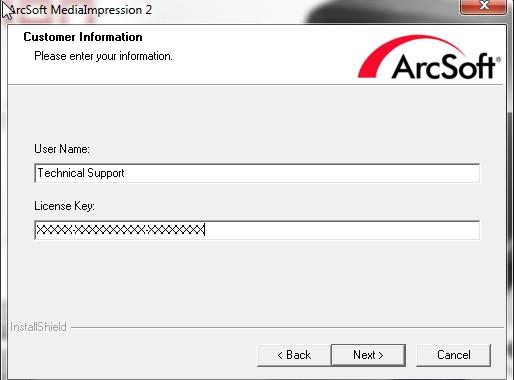 arcsoft mediaimpression review