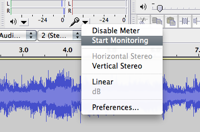 Converting Vinyl and Tape to your computer with Audacity