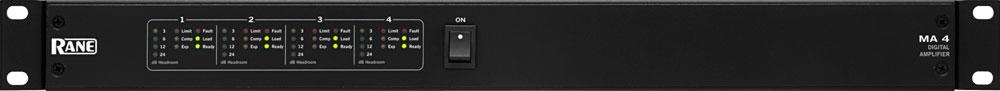 MA 4 Multichannel Amplifier