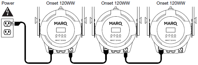 marq onset120ww powerlink