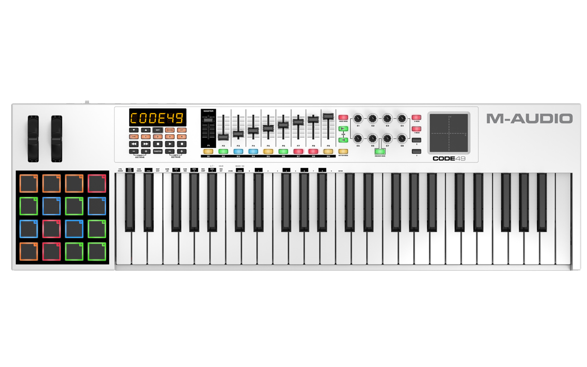 good midi controller for logic