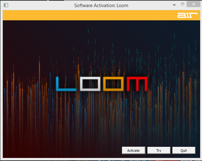 m audio code loom activ