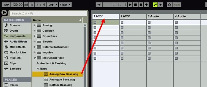 m-audio keystation mini32 ableton 6