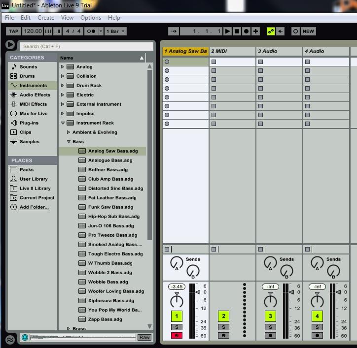 m-audio keystation mini32 ableton 7