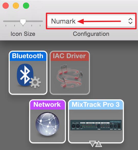 Numark MTP3 nameitnumark