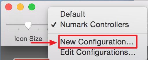 Numark MTP3 newconfiguration
