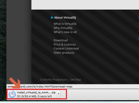 Numark Mixtrack3 SetupMac 10