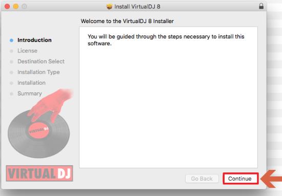 Numark Mixtrack3 SetupMac 13