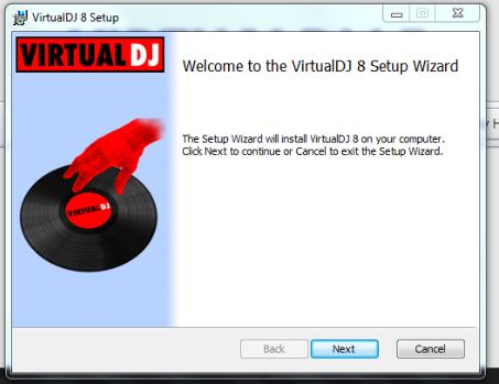 Numark Mixtrack3 SetupWin 10