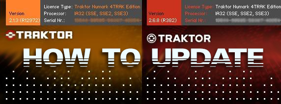 numark 4trak Update LED 001