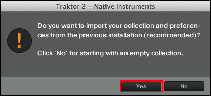 Numark Knowledge Base - Numark 4TRAK - Updating Traktor