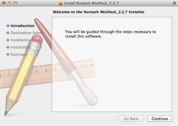 numark mixdeck driver instalation 4