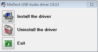numark mixdeck driver instalation 7