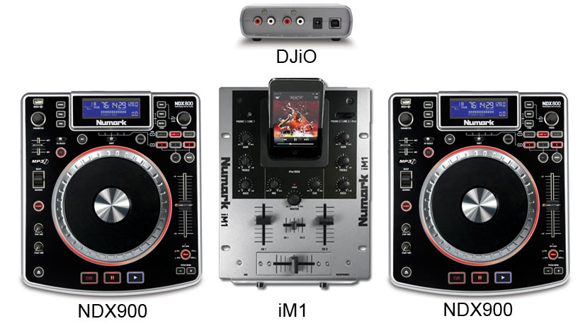 numark mixdeck faq comparison