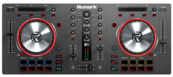 numark mixtrack3 main