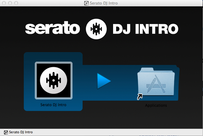 latest serato dj intro