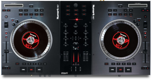 numark ns7 main