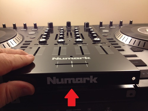 Numark Ns7 2 Wallpaper Numark Ns7ii Xfader 04