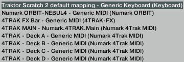 numark orbit multiple controllers 008