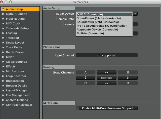 Numark Knowledge Base - Numark DJ iO2 - Basic Setup