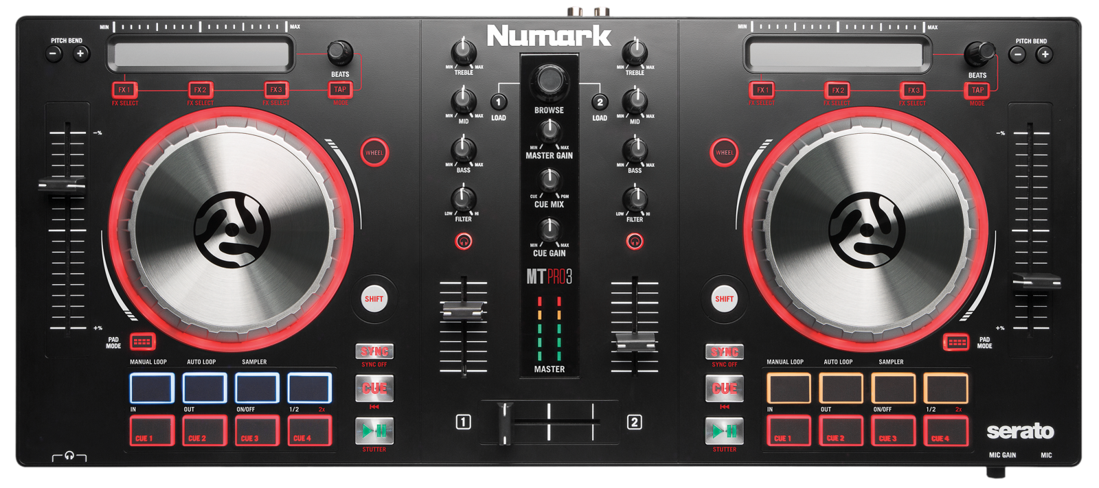 Numark Knowledge Base Numark Mixtrack Pro 3 Complete Download