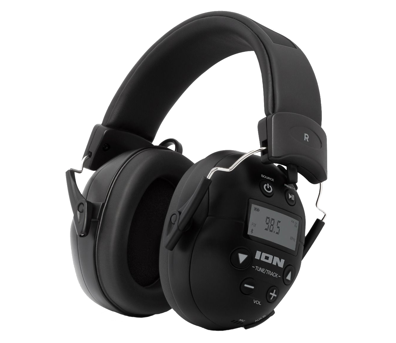 e7a58c3cd3b Tough Sounds™ 2 protects your ears while you enjoy streaming music or your  favorite radio stations—on the job or ...